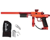 Azodin KP3 Kaos Pump Paintball Gun - Orange/Red
