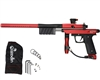 Azodin KP3 Kaos Pump Paintball Gun - Red/Black