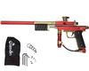 Azodin KP3 Kaos Pump Paintball Gun - Red/Gold