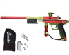 Azodin KP3 Kaos Pump Paintball Gun - Red/Green