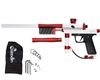 Azodin KP3 Kaos Pump Paintball Gun - White/Red