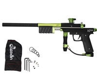 Azodin KP3 Kaos Pump Paintball Gun - Black/Green