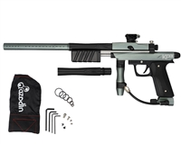 Azodin KP3 Kaos Pump Paintball Gun - Titanium/Black