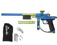 Azodin KP3 Kaos Pump Paintball Gun - Blue/Green