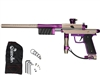 Azodin KP3 Kaos Pump Paintball Gun - Earth/Purple