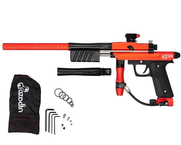 Azodin KP3 Kaos Pump Paintball Gun - Orange/Black