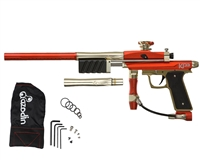 Azodin KP3 Kaos Pump Paintball Gun - Orange/Gold