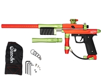 Azodin KP3 Kaos Pump Paintball Gun - Orange/Green