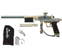 Azodin KP3 Kaos Pump Paintball Gun - Titanium/Gold