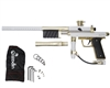 Azodin KP3 Kaos Pump Paintball Gun -Polished White/Polished Gold/Dust Gold