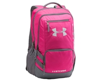 Under Armour Backpack - Storm Hustle II - Tropic Pink/Graphite/White (654)