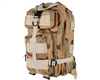 Warrior Tactical Backpack - Desert Camo
