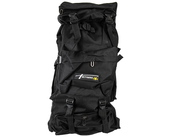 Warrior Mega 70 Liter Tactical Backpack - Black