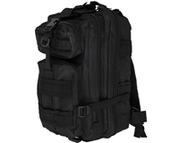 Warrior Tactical Backpack - Black
