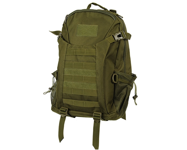 Warrior Molle Compatible Backpack - Army Green
