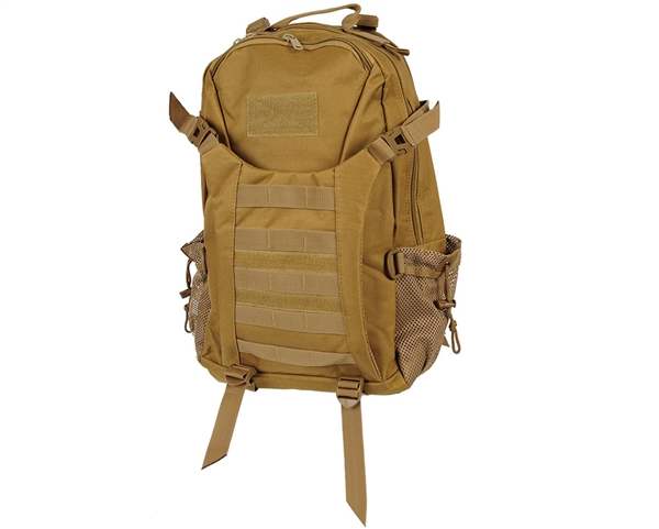 Warrior Molle Compatible Backpack - Khaki