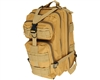 Warrior Tactical Backpack - Tan