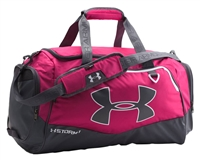 Under Armour Duffle Bag - Storm Undeniable II - Medium - Tropic Pink/Graphite (654)