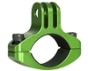 HK Army Action Camera Barrel Mount - Neon Green