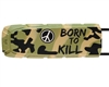 Exalt Bayonet Rubber Barrel Condom - Born To Kill