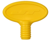 JT Rubber Barrel Blocker - Yellow (63325)