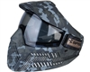 Base GS-O Paintball Goggle - Black Camo