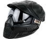 Base GS-O Full Coverage Paintball Goggle - Black