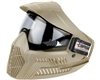 Base GS-O Paintball Goggle - Tan
