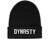 HK Army Beanie - Dynasty Destroyer (Black)