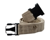 Empire Battle Tested Paintball Duty Belt - Tan