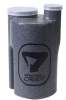 Paintball Caddy 1000 Round Loader - Grey Granite Dark