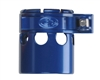 Custom Products Lever Lock Clamping Feed Neck - Autococker 2K Thread - Dust Blue