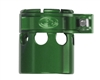 Custom Products Lever Lock Clamping Feed Neck - Autococker 2K Thread - Dust Green