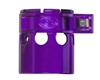 Custom Products Lever Lock Clamping Feed Neck - Autococker 2K Thread - Dust Purple