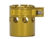 Custom Products Lever Lock Clamping Feed Neck - Autococker 2K Thread - Yellow