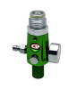 CP Compressed Air Tank Regulator - 4500 PSI - Dust Green