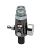 CP Compressed Air Tank Regulator - 4500 PSI - Dust Pewter