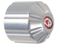 Custom Products CP Thread Protector Saver - Silver
