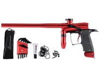 Dangerous Power G5 Paintball Gun - Red/Black