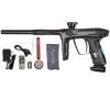 DLX Luxe 2.0 OLED Paintball Marker- Carbon Fiber/Dust Black
