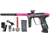 DLX Luxe 2.0 OLED Paintball Marker - Carbon Fiber/Dust Pink
