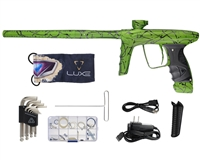 DLX Luxe Ice Marker - LE 3D Splash Green/Black