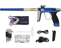 DLX Luxe Ice Marker - Blue/Dust Gold