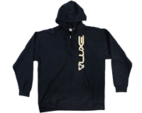 DLX Luxe - Blue Navy - Men's Zip Up Sweatshirt