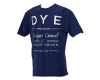 2013 Dye Rep T-Shirt - Navy