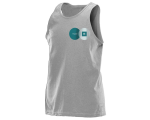 2014 Dye Magic Tank Top - Ash/Aqua