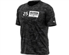 Dye Fit 25 Season T-Shirt - Black
