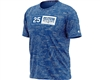 Dye Fit 25 Season T-Shirt - Blue
