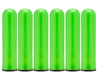 Dye Alpha 150 Round Paintball Pods (6-Pack) - Lime
