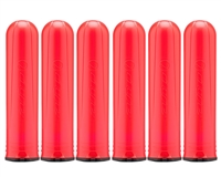 Dye Alpha 150 Round Paintball Pods (6-Pack) - Red